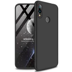 Funda Carcasa GKK 360 para Xiaomi Redmi Note 7 Color Negra