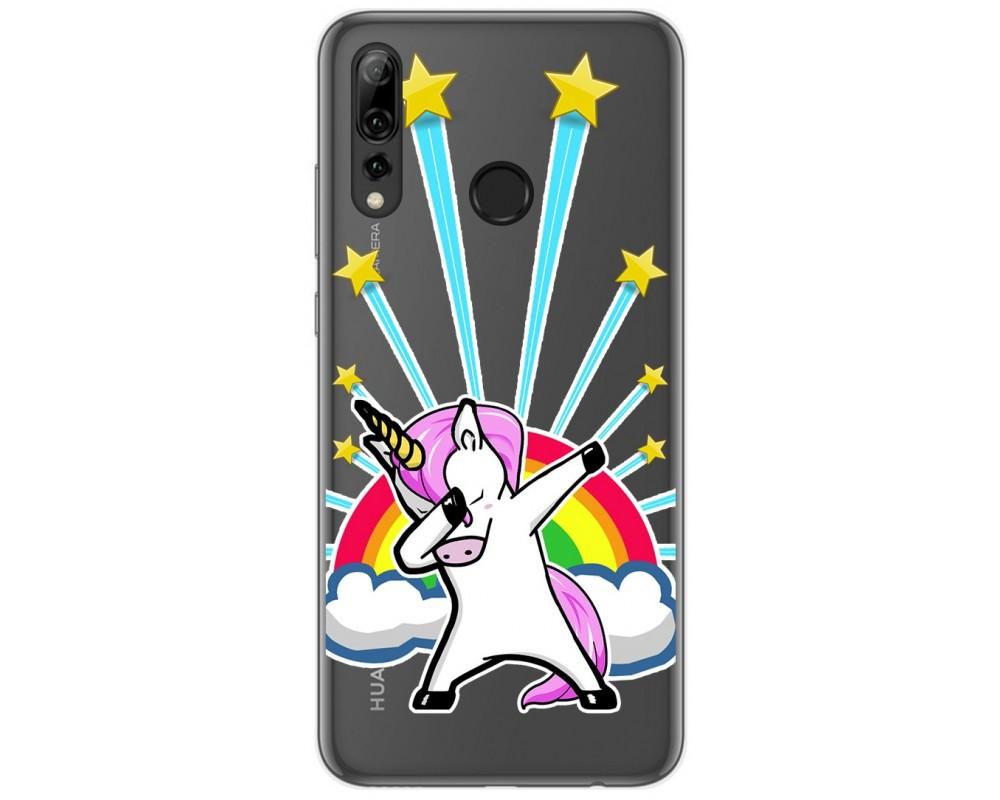 Funda Unicornios Huawei P Smart