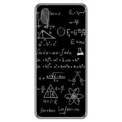 Funda Gel Tpu para Cubot X19 diseño Formulas Dibujos