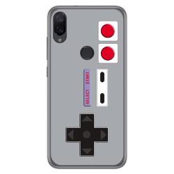 Funda Gel Tpu para Xiaomi Mi Play diseño Consola Dibujos