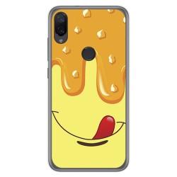 Funda Gel Tpu para Xiaomi Mi Play diseño Helado Vainilla Dibujos