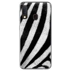 Funda Gel Tpu para Samsung Galaxy A20e 5.8 diseño Animal 02 Dibujos