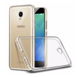 Funda Gel Tpu Fina Ultra-Thin 0,3mm Transparente para Meizu M5 Note