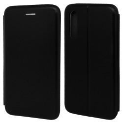 Funda Libro Soporte Magnética Elegance Negra para Xiaomi Mi 9