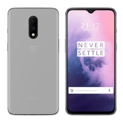 Funda Gel Tpu para Oneplus 7 Color Transparente