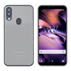 Funda Gel Tpu para Umidigi A3 / A3 Pro Color Transparente