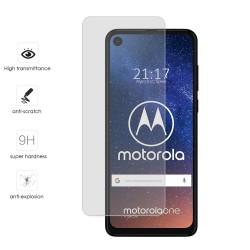Protector Cristal Templado para Motorola One Vision Vidrio