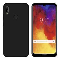 Funda Gel Tpu para Huawei Y6 2019 / Y6s 2019 Color Negra