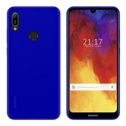 Funda Gel Tpu para Huawei Y6 2019 / Y6s 2019 Color Azul