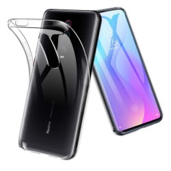 Funda Gel Tpu Fina Ultra-Thin 0,5mm Transparente para Xiaomi Mi 9T / Mi 9T Pro
