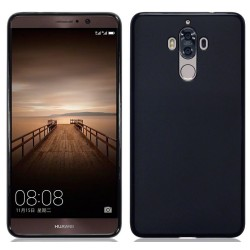 Funda Gel Tpu para Huawei Mate 9 Color Negra