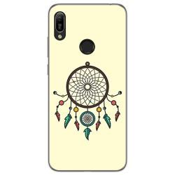 Funda Gel Tpu para Huawei Y6 2019 / Y6s 2019 diseño Atrapasueños Dibujos