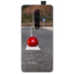 Funda Gel Tpu para Xiaomi Mi 9T / Mi 9T Pro diseño Apple Dibujos