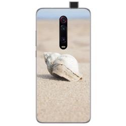 Funda Gel Tpu para Xiaomi Mi 9T / Mi 9T Pro diseño Concha Dibujos