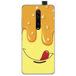 Funda Gel Tpu para Xiaomi Mi 9T / Mi 9T Pro diseño Helado Vainilla Dibujos