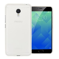 Funda Gel Tpu para Meizu M5 Note Color Transparente