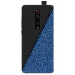 Funda Gel Tpu para Xiaomi Mi 9T diseño Cuero 02 Dibujos