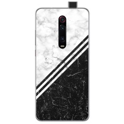Funda Gel Tpu para Xiaomi Mi 9T diseño Mármol 01 Dibujos