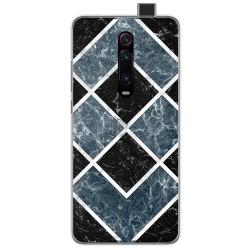 Funda Gel Tpu para Xiaomi Mi 9T diseño Mármol 06 Dibujos