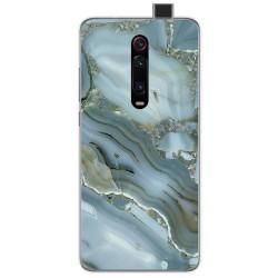 Funda Gel Tpu para Xiaomi Mi 9T diseño Mármol 09 Dibujos