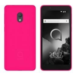 Funda Gel Tpu para Alcatel 1C (2019) Color Rosa