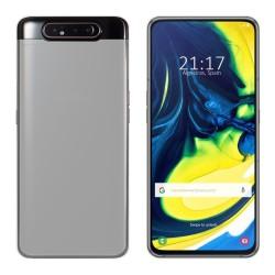 Funda Gel Tpu para Samsung Galaxy A80 Color Transparente