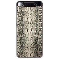 Funda Gel Tpu para Samsung Galaxy A80 diseño Animal 01 Dibujos