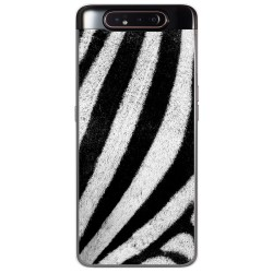 Funda Gel Tpu para Samsung Galaxy A80 diseño Animal 02 Dibujos