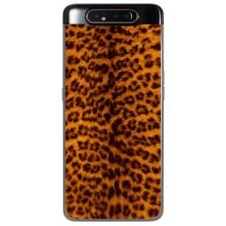 Funda Gel Tpu para Samsung Galaxy A80 diseño Animal 03 Dibujos