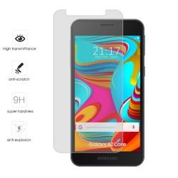 Protector Cristal Templado para Samsung Galaxy A2 Core Vidrio