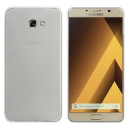 Funda Gel Tpu para Samsung Galaxy A3 (2017) Color Transparente