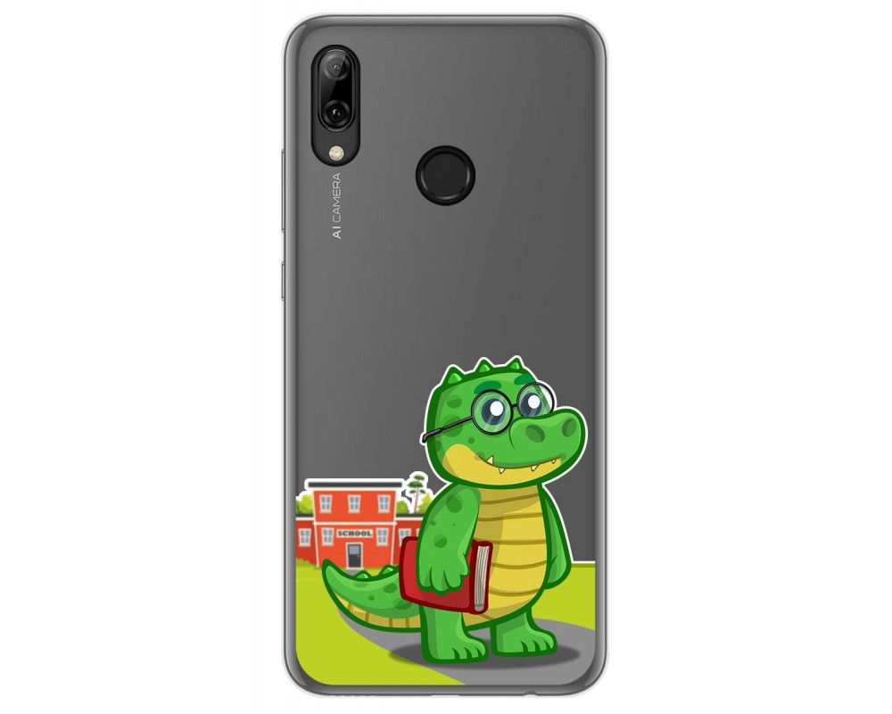 Funda Gel Transparente para Huawei P Smart 2019 / Honor 10 Lite diseño Coco Dibujos