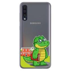 Funda Gel Transparente para Samsung Galaxy A50 / A50s / A30s diseño Coco Dibujos
