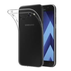 Funda Gel Tpu Fina Ultra-Thin 0,3mm Transparente para Samsung Galaxy A3 (2017)