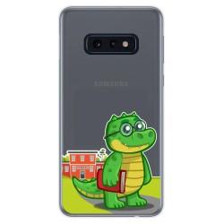Funda Gel Transparente para Samsung Galaxy S10e diseño Coco Dibujos