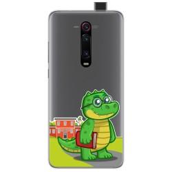 Funda Gel Transparente para Xiaomi Mi 9T / Mi 9T Pro diseño Coco Dibujos