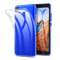 Funda Gel Tpu Fina Ultra-Thin 0,5mm Transparente para Xiaomi Redmi 7A