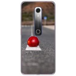 Funda Gel Tpu para Vodafone Smart N10 diseño Apple Dibujos
