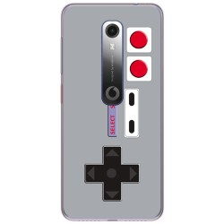 Funda Gel Tpu para Vodafone Smart N10 diseño Consola Dibujos