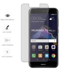 Protector Cristal Templado para Huawei P8 Lite 2017 Vidrio