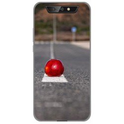 Funda Gel Tpu para Blackview BV5500 / BV5500 Pro diseño Apple Dibujos