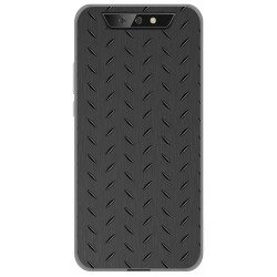 Funda Gel Tpu para Blackview BV5500 / BV5500 Pro diseño Metal Dibujos