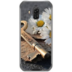Funda Gel Tpu para Blackview Bv9600 Pro diseño Dream Dibujos