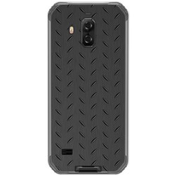 Funda Gel Tpu para Blackview Bv9600 Pro diseño Metal Dibujos