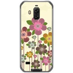 Funda Gel Tpu para Blackview Bv9600 Pro diseño Primavera En Flor Dibujos