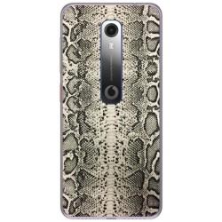 Funda Gel Tpu para Vodafone Smart N10 diseño Animal 01 Dibujos