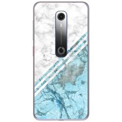 Funda Gel Tpu para Vodafone Smart N10 diseño Mármol 02 Dibujos