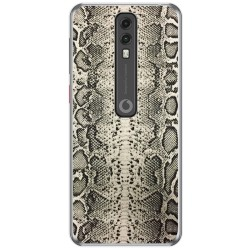 Funda Gel Tpu para Vodafone Smart V10 diseño Animal 01 Dibujos