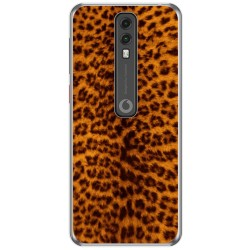 Funda Gel Tpu para Vodafone Smart V10 diseño Animal 03 Dibujos