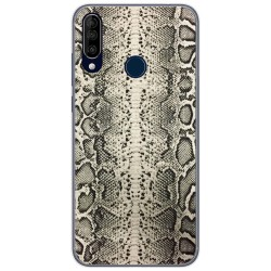Funda Gel Tpu para Wiko View3 diseño Animal 01 Dibujos